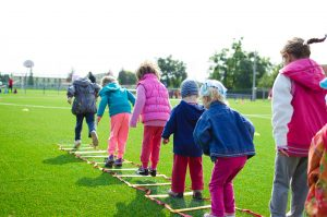 How do we measure our Coyote Kids fitness levels and why?