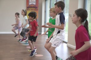 What is Coyote Kids Fit Club?