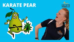 Karate Pear