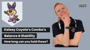Kelsey Coyote's Balance Combo's