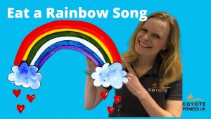 Eat a Rainbow Song
